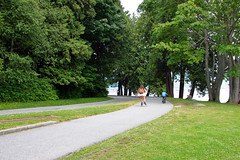 No Stanley Park / At Stanley Park