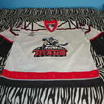 Dustin Wood - 2002/03 Trenton Titans - Home