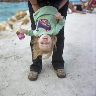 Adele Upside Down Rolleiflex 2 8f Fujicolor Pro 160 Ns Patrick Flickr