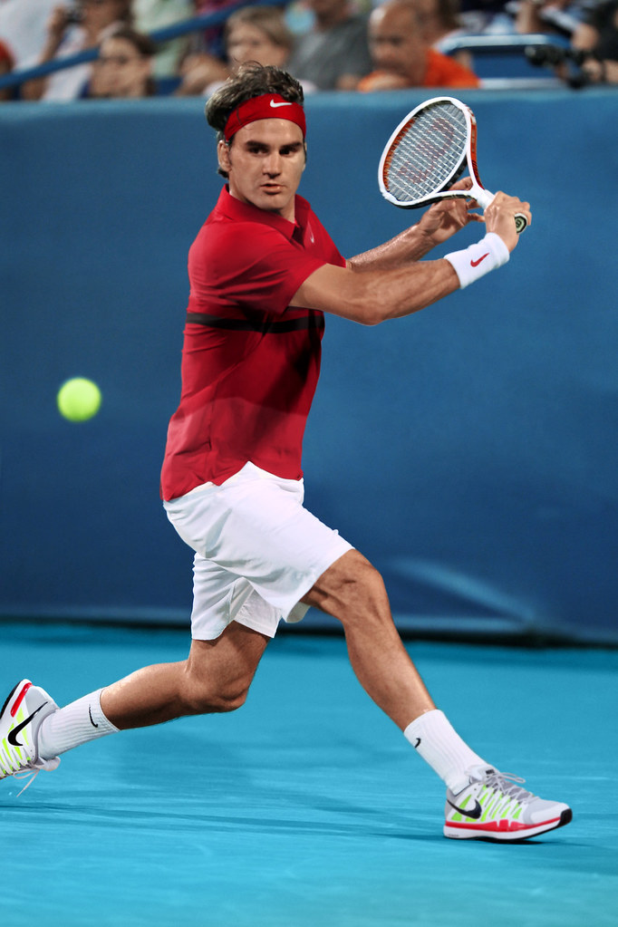best online details for reliable quality Roger Federer Nike outfit | tennis-buzz.com/2012-australian ...