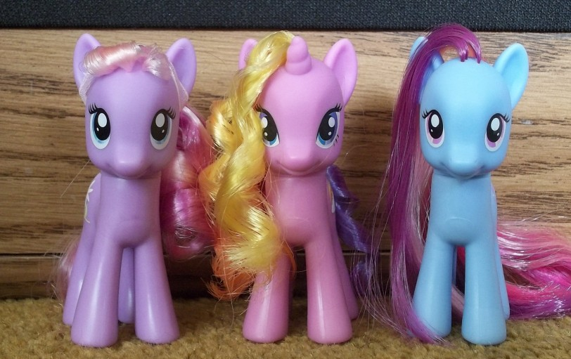 My Little Pony G4: European Exclusives | My trade with Kd_23