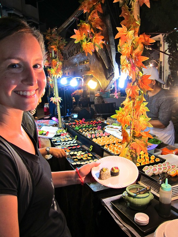 Night Markets, Chiang Mai