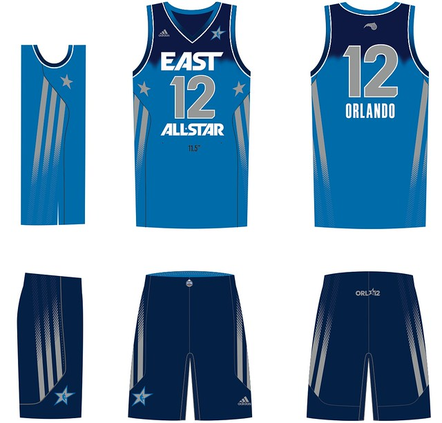 best service e4ce0 97543 NBA All-Star Game uniforms, warmups unveiled by Uni Watch - ESPN