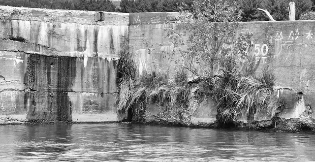 Dam on the Rock River, Oregon Illinois