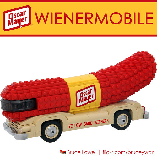 Oh I Wish I Were an Oscar Mayer Wiener! | by bruceywan