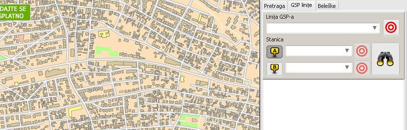 Beograd Mapa Grada Interaktivna Mapa Beograda Www Infograd