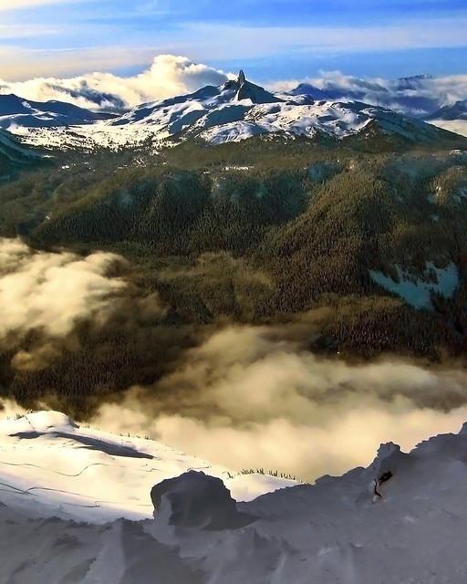 Backcountry Descent II