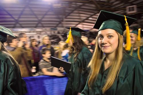 Monica's Graduation