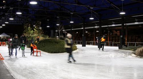 Brickworks rink is open | by timescan