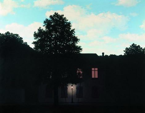 L Impero Delle Luci Magritte.L Impero Delle Luci Rene Magritte 1961 Olio Su Tela 114 X