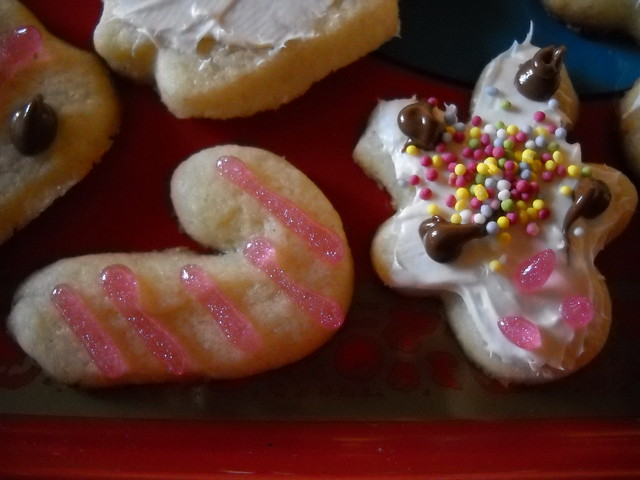 Christmas Day cookies