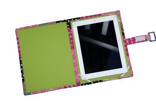 Tablet Keeper - inside