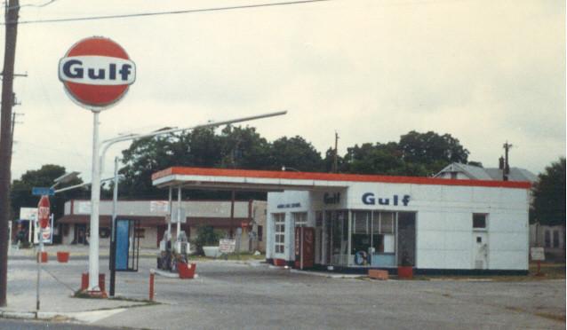 Gulf Gas Station Near Me >> Gulf Gas Station San Antonio 1987 Found This Classic 196