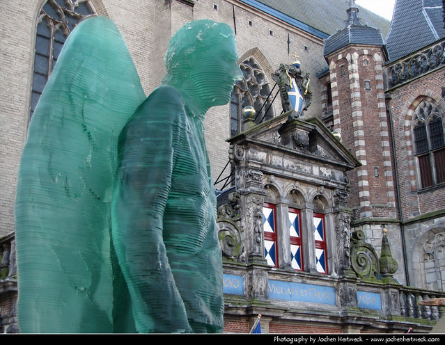 Glass Angel, Zwolle, Netherlands