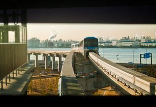 Monorail Osaka