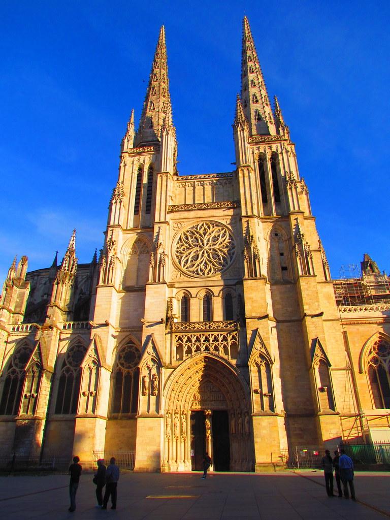 Portail royal de la Cathédrale St André, Primatiale d'Aquitaine - Bordeaux