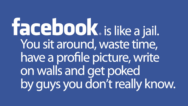 Facebook Jail Funny Quote Mails26 Flickr