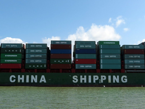 Goods From China Passing Through Panama Canal | by treegrow