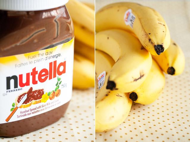 Nutella and Bananas
