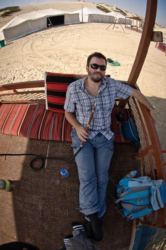 desert safari, qatar | by eye.rees