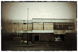 Tile Hill Social Club Coventry - Inspired By George Shaw