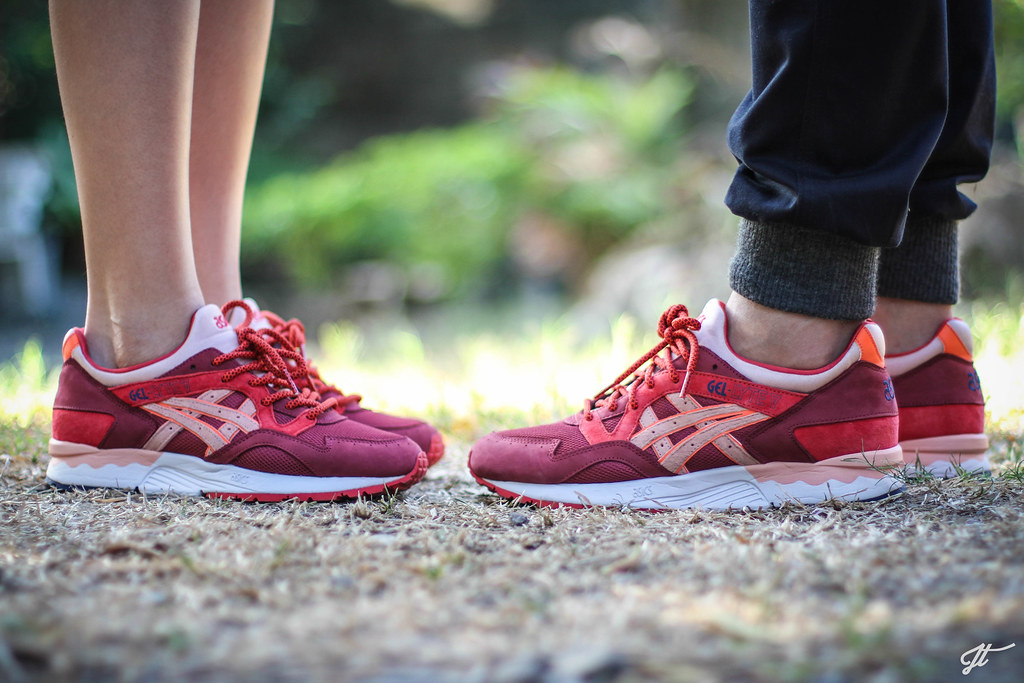 detailed look 58700 435bb Asics Gel Lyte V x Ronnie Fieg -