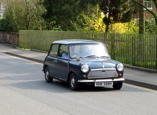 1970 Morris Mini 1000 | by Spottedlaurel