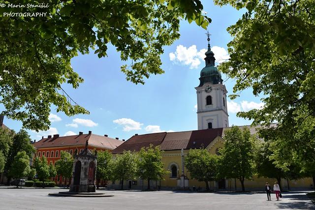 Karlovac, Croatia - Exploring Karlovac - walk trough my hometown 3