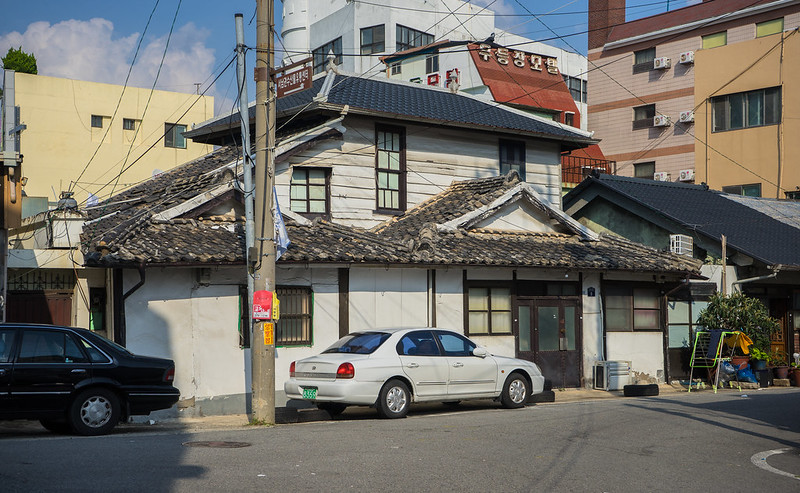 Former Irijang Inn, Mokpo, South Korea