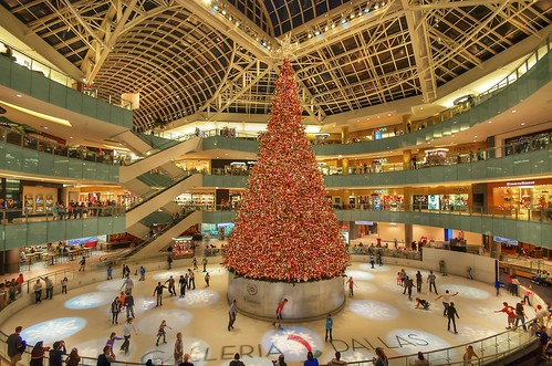 Christmas Time at the Galleria | by Fab05