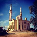 Mosque in Al- Marj .