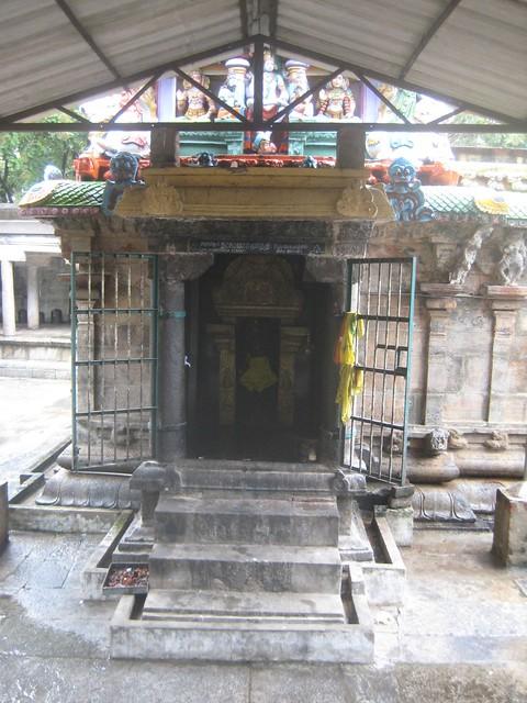 43.Dakshinamoorthy shrine