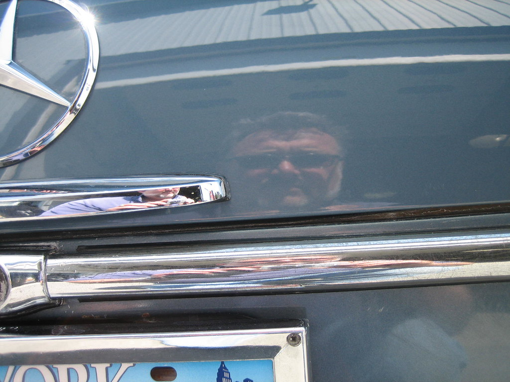 Classic Mercedes fully restored