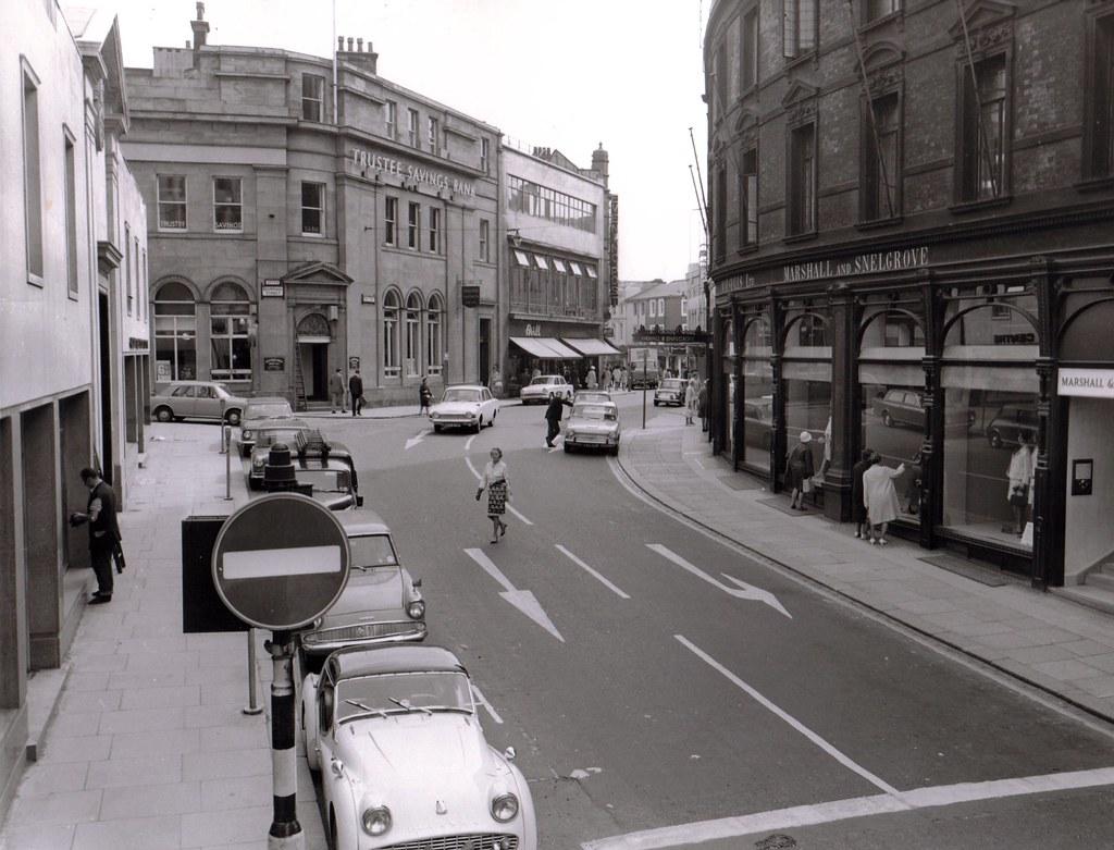 Leeds 1960`s   Bond Street   clifford stead   Flickr
