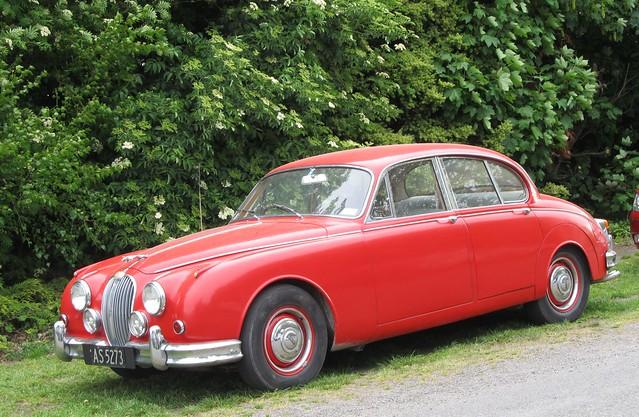 1965 Jaguar 3.4 MkII Saloon