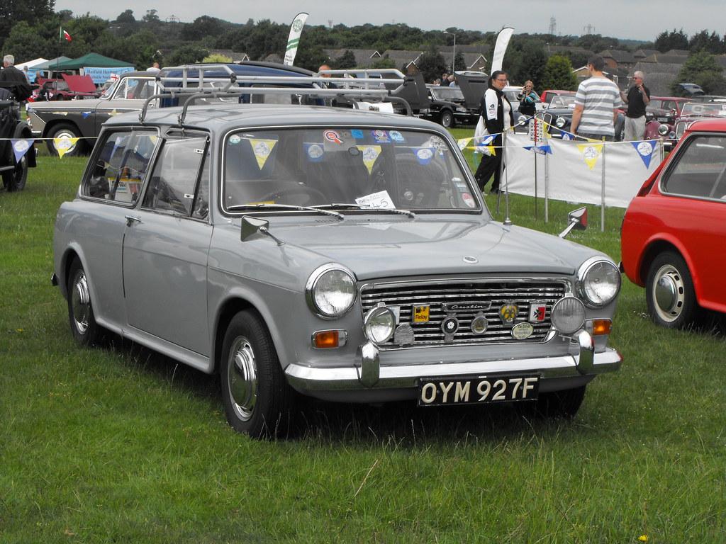 Austin 1100 Estate - OYM 927F