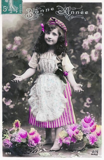 French Vintage Postcard - 004.jpg