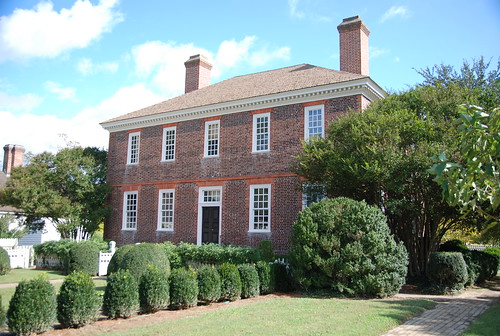 Colonial Williamsburg -- George Wythe House | by Corvair Owner