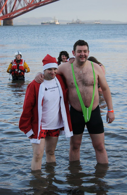 Loony Dook 2012: Shaun and Iain