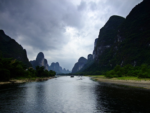 Li River - Guilin to Yangshuo | by Phil @ Delfryn Design