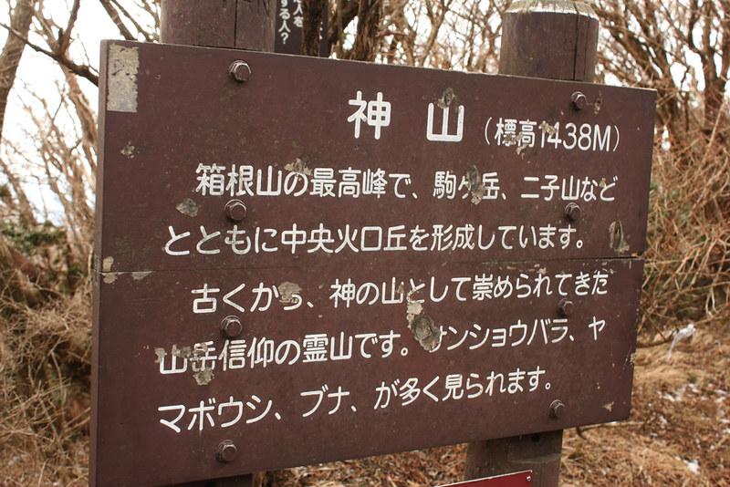 神山について