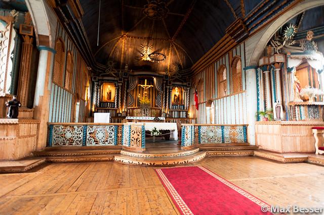 Chiloé: Iglesia de Achao