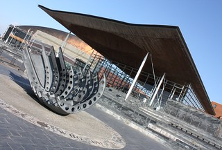 Welsh Assembly Debating Chamber | by Sum_of_Marc