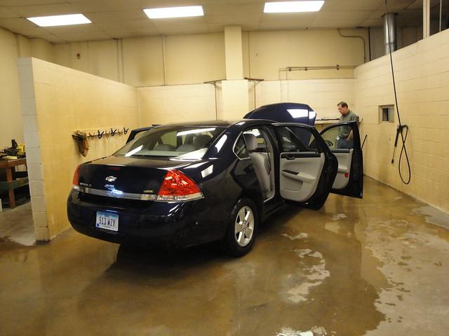 10 Chevrolet Impala LT