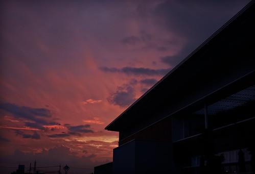 sunset sky japan clouds photoshop dusk 日本 hdr cloudscape aichiprefecture chubu honshu 愛知県 mikawa tonemapped photomatixpro 岡崎市 laspina 本州 中部地方 davidlaspina efs1855mmf3556is okazakicity japandave japandavecom 三河国