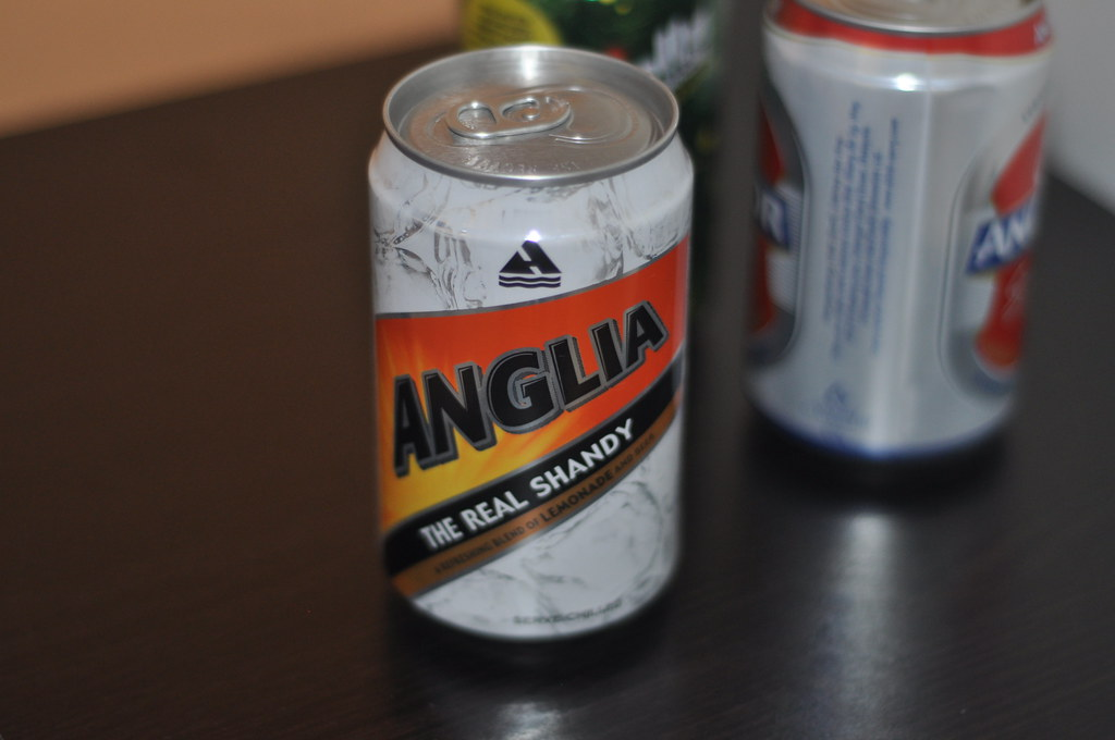 Anglia The Real Shandy Beer Azchael Flickr
