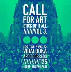 Call for art!!!!  Stick Of It All Vol.3 Coming soon lookos!!! by Vidalooka - STICK OF IT ALL Vol.4 -