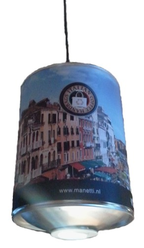 Lampada Barattolo Caffe - Manetti old | by Italian Entertainment And More