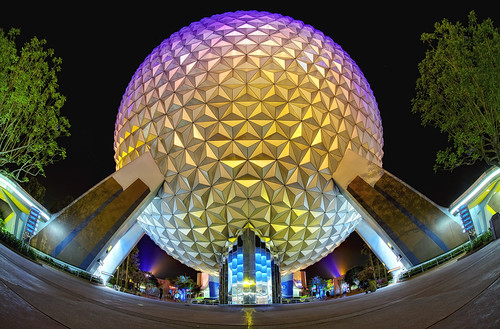 EPCOT Center - Classic Finish | by Cory Disbrow