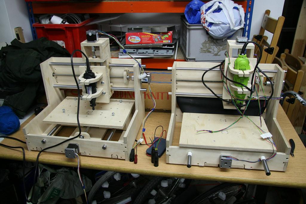 David's Mini CNC Mill | John Honniball | Flickr